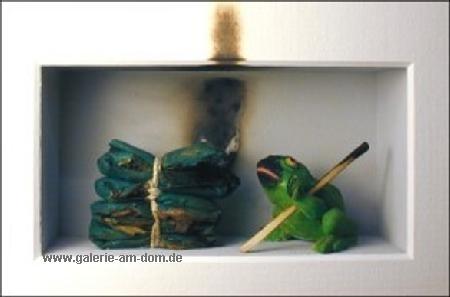 Spiel nicht mit dem Feuer!