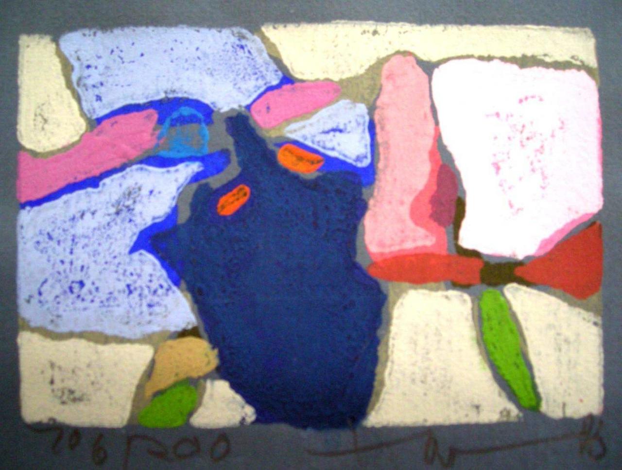 Iris und Mohn 2007