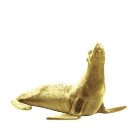 Seelöwe (gold)