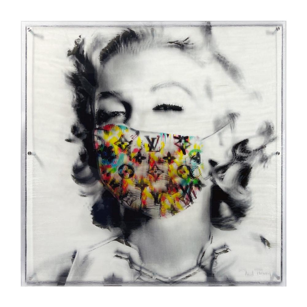Marilyn Mask