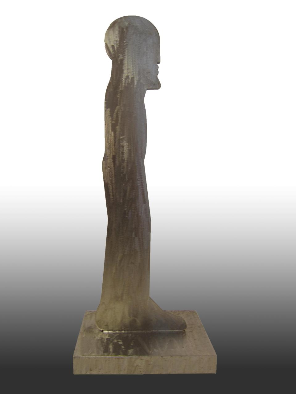 Kleine Figur II (Figur mit blauem Bauch)