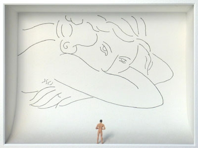 Homage to Henri Matisse - Little Man