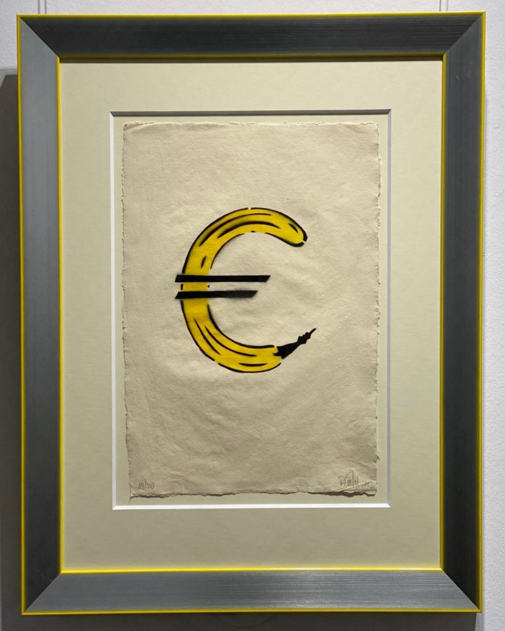 Eurobanane, gerahmt