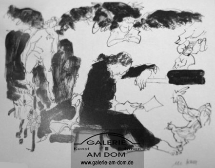 Die Melancholie des Faust (Urfaust 5)