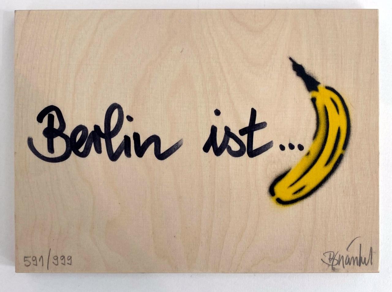 Berlin ist Banane