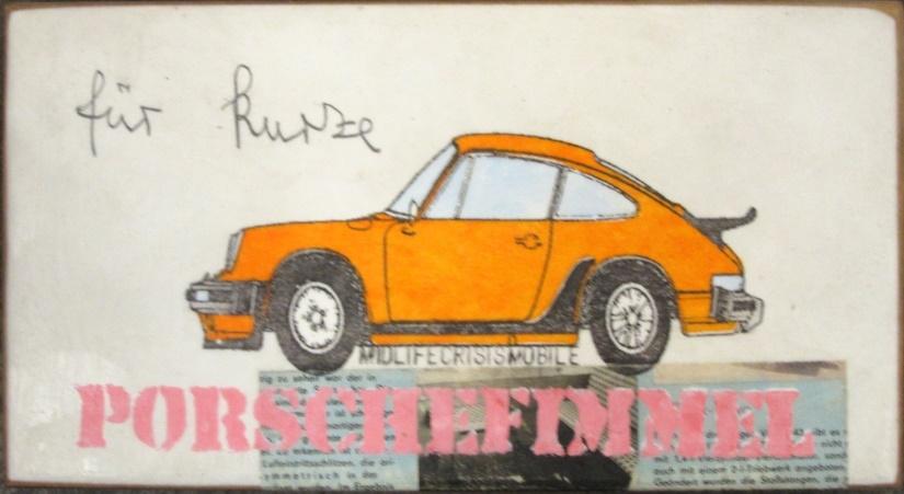 Porschefimmel - Für Kurze