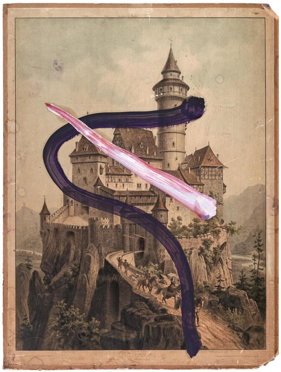 Untitled (Ritterburg)