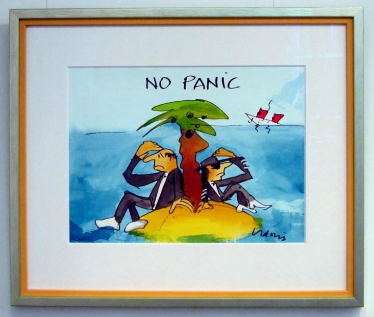 No Panic (Insel) 1