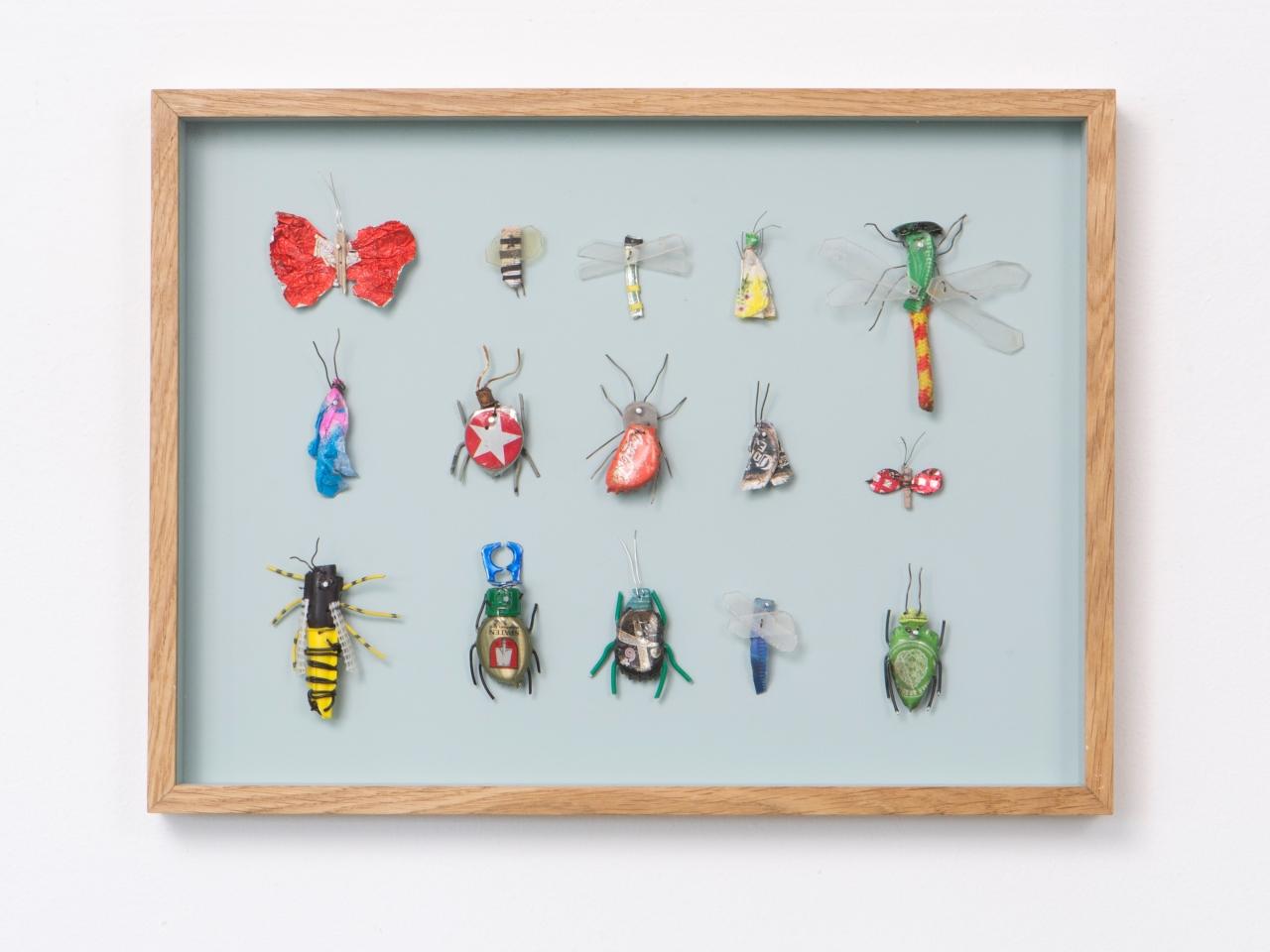 Insektenkasten (September I)