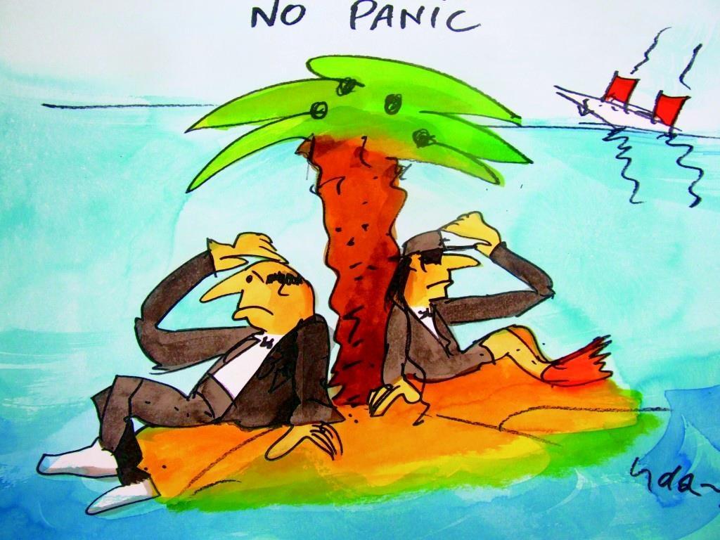 No Panic (Insel) 2