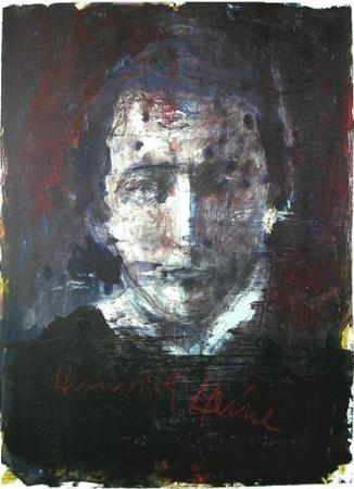 Porträt - Heinrich Heine