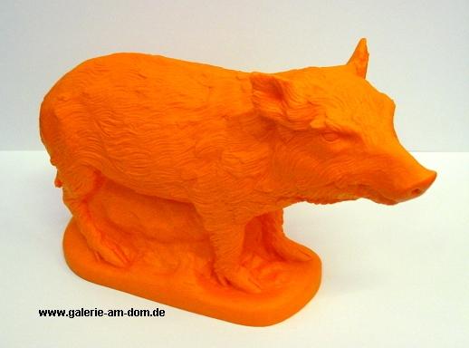 Frischling - orange