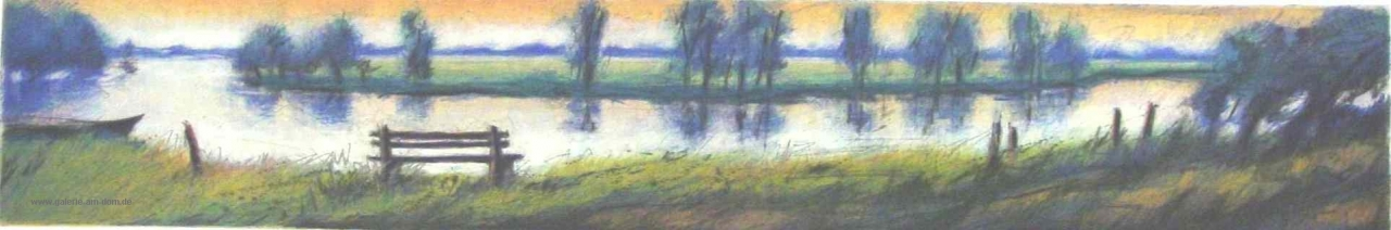 Flusslandschaft lang