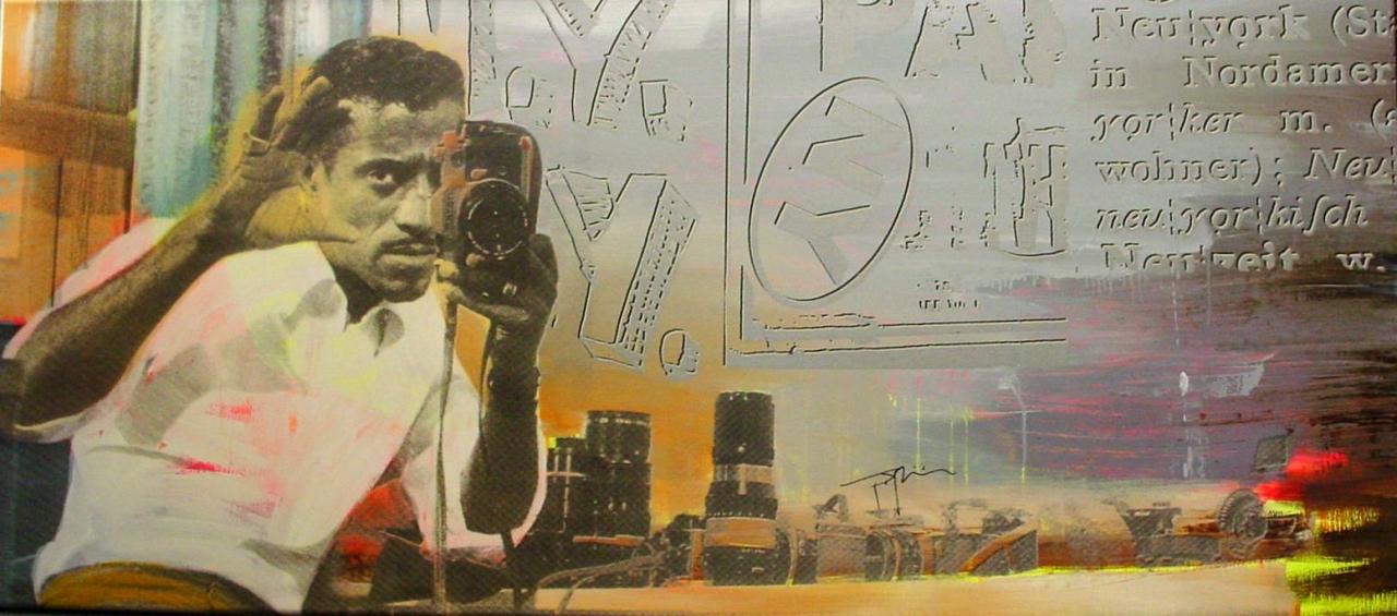 Sammy Davis - One of Nine