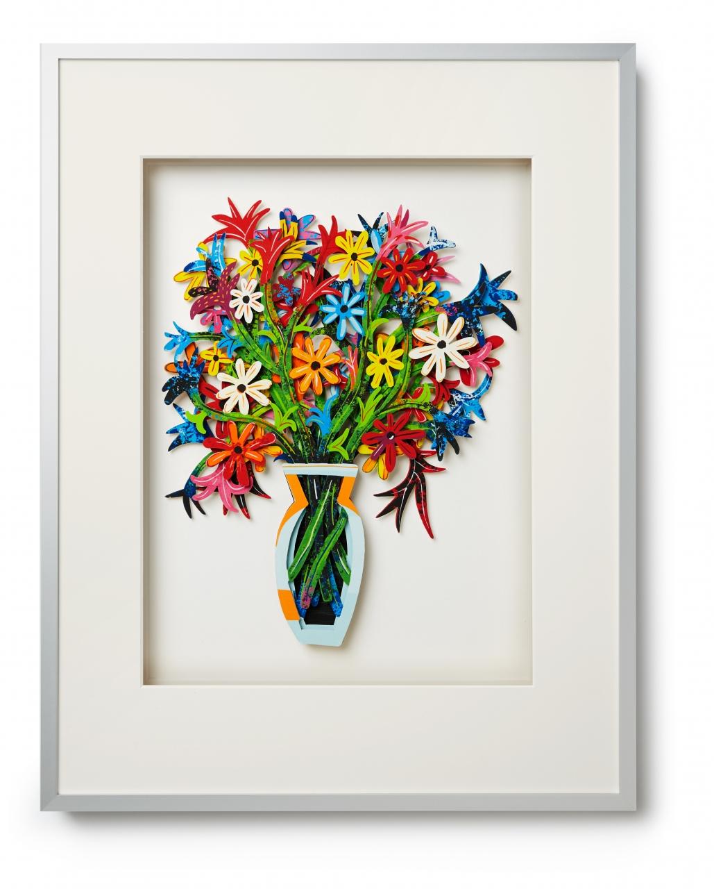 Brussels Bouquet (PAPER)