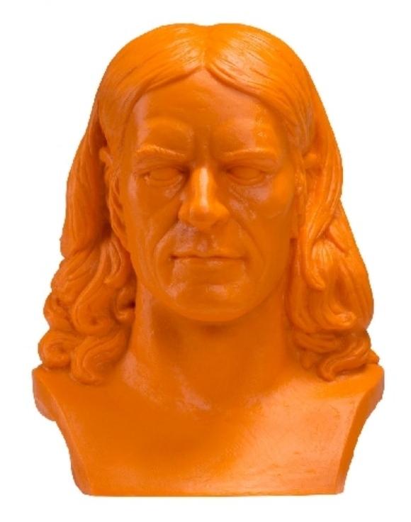 Friedrich Rückert - orange