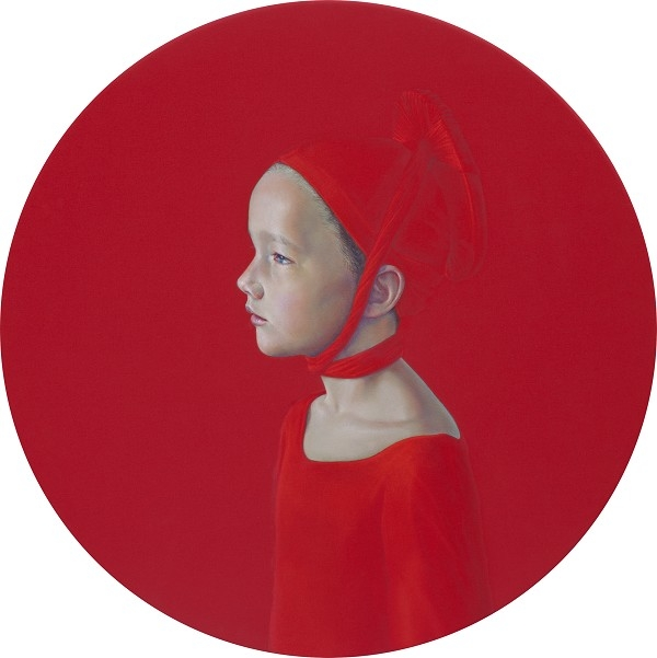 o. T. (red painting) 2015