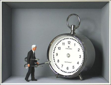 Die geklaute Zeit