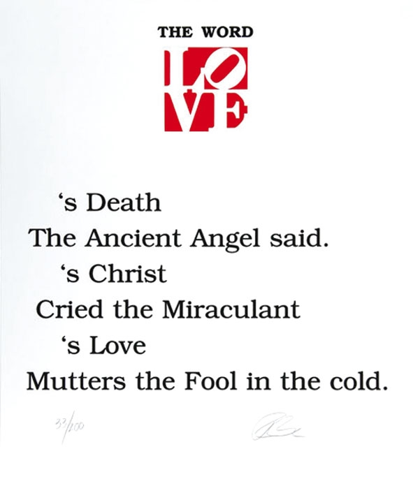 The Book of Love Poem - The Word