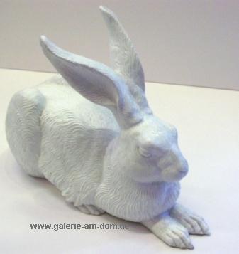 Dürers Hase - weiß, signiert