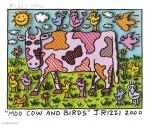 Moo Cow and Birds