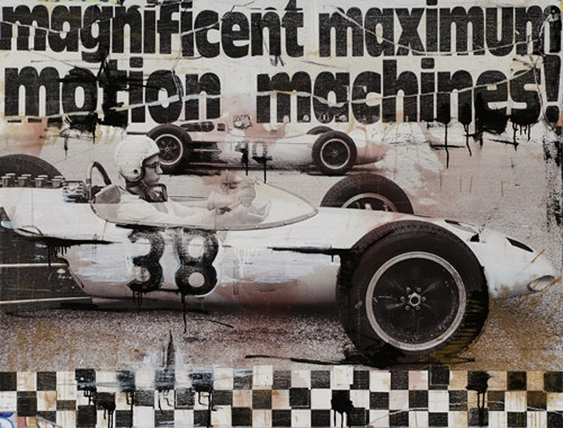 Magnificent Machines - One of Nine