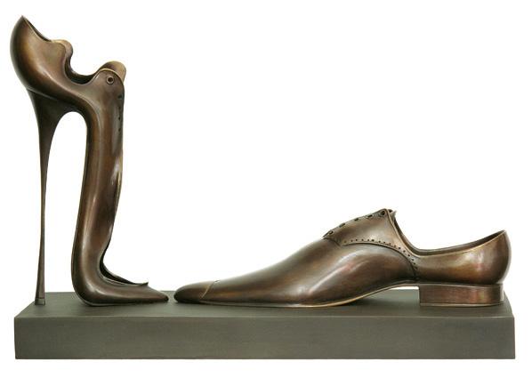 A Deux-Bronze