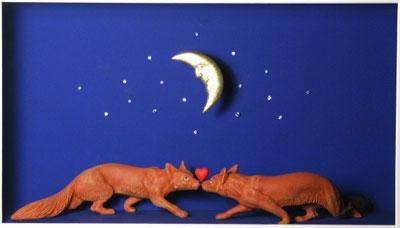 Wo die Füchse sich gute Nacht sagen