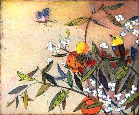 Im Orangenblütenduft
