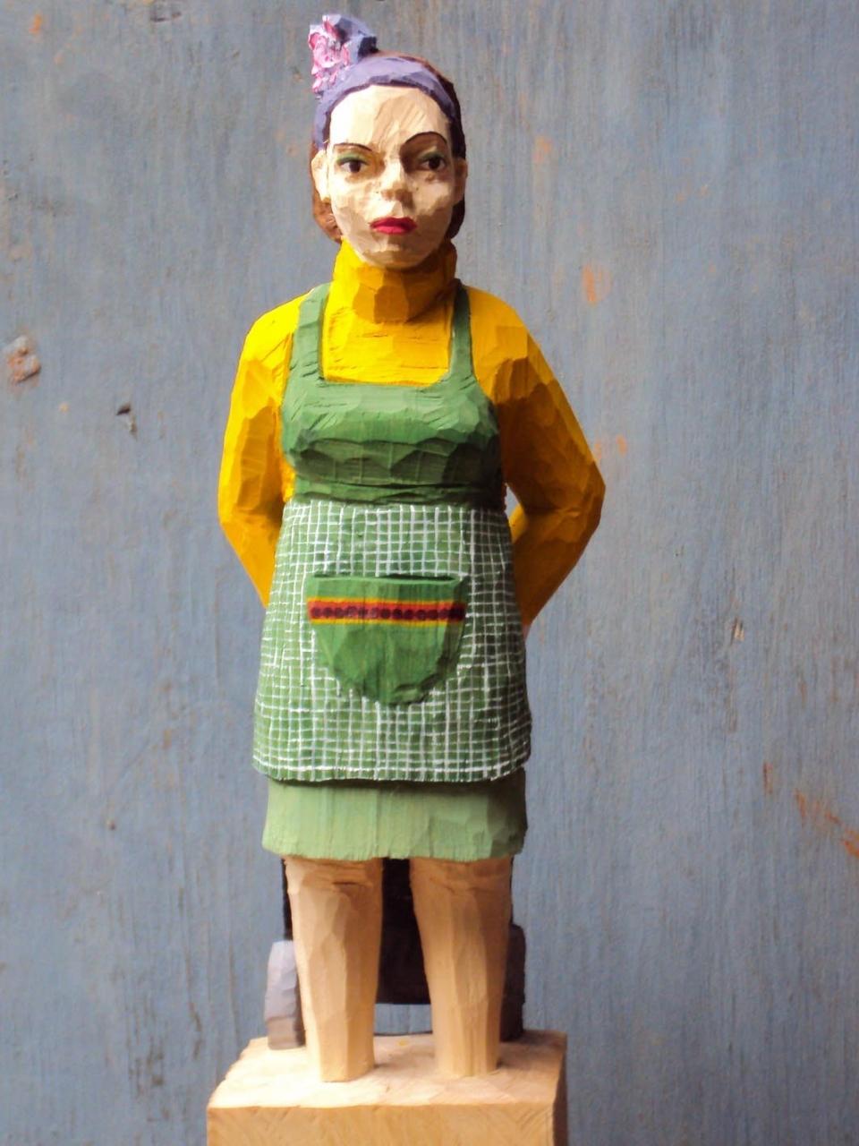 Edeka Frau [541]