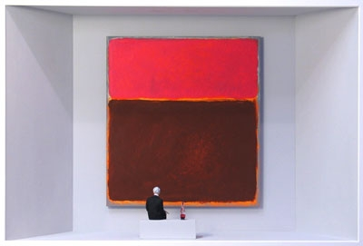 Homage to Mark Rothko - The Lonely