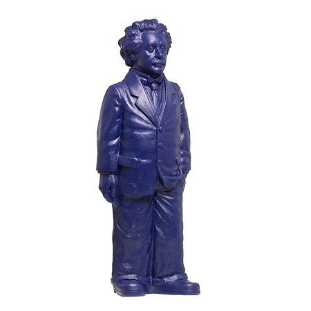 Albert Einstein 2018 - nachtblau