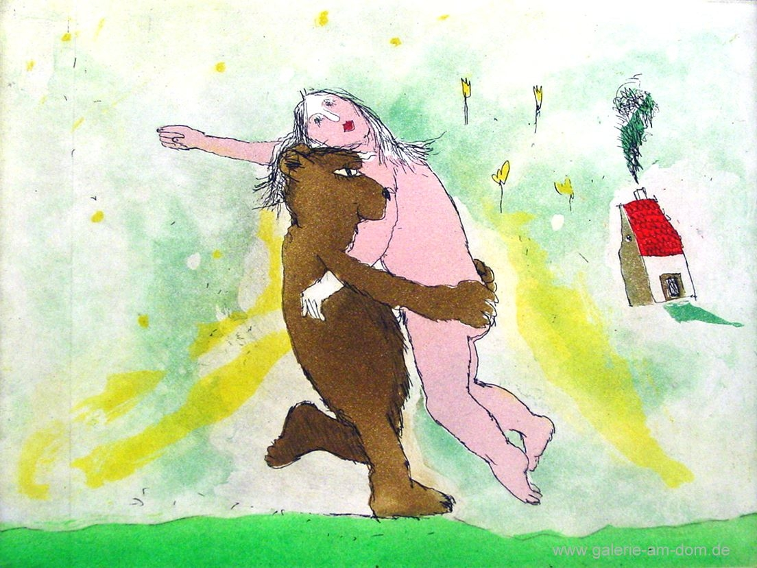 Der Bär, der Bär, der wiegt nicht schwer