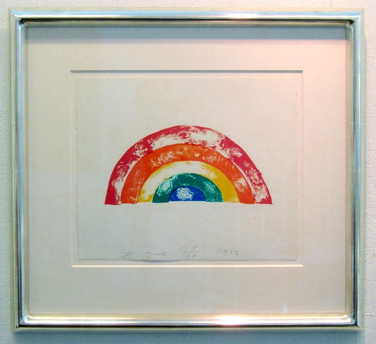 Rainbow 72, im Vergolder