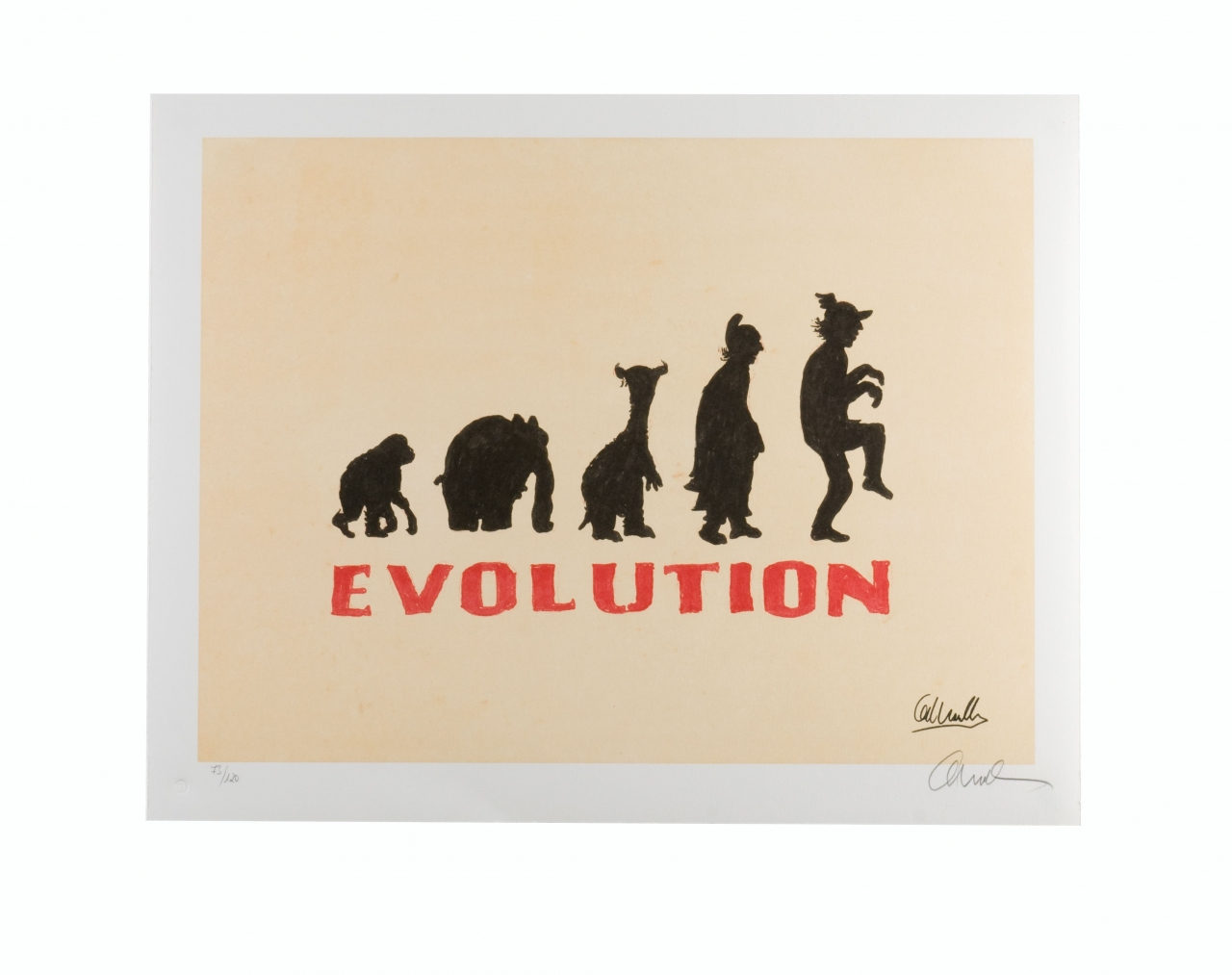 Evolution (groß)