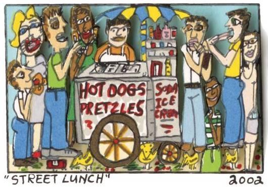 Street Lunch