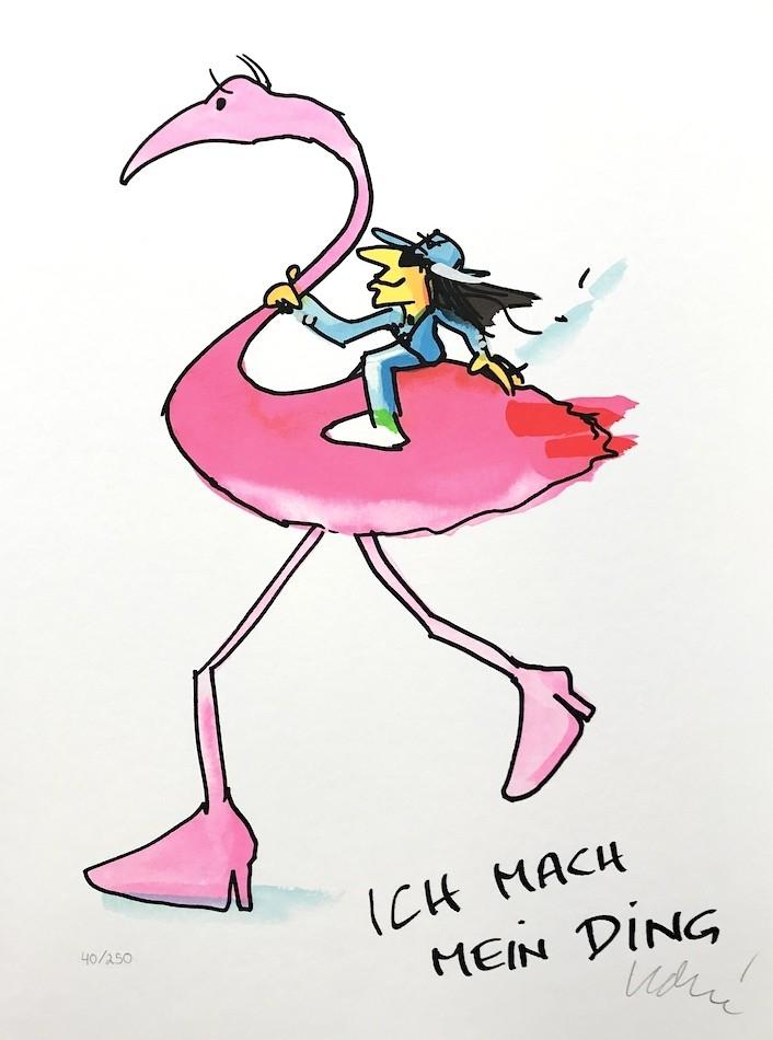 Ich mach mein Ding - Ingo Flamingo