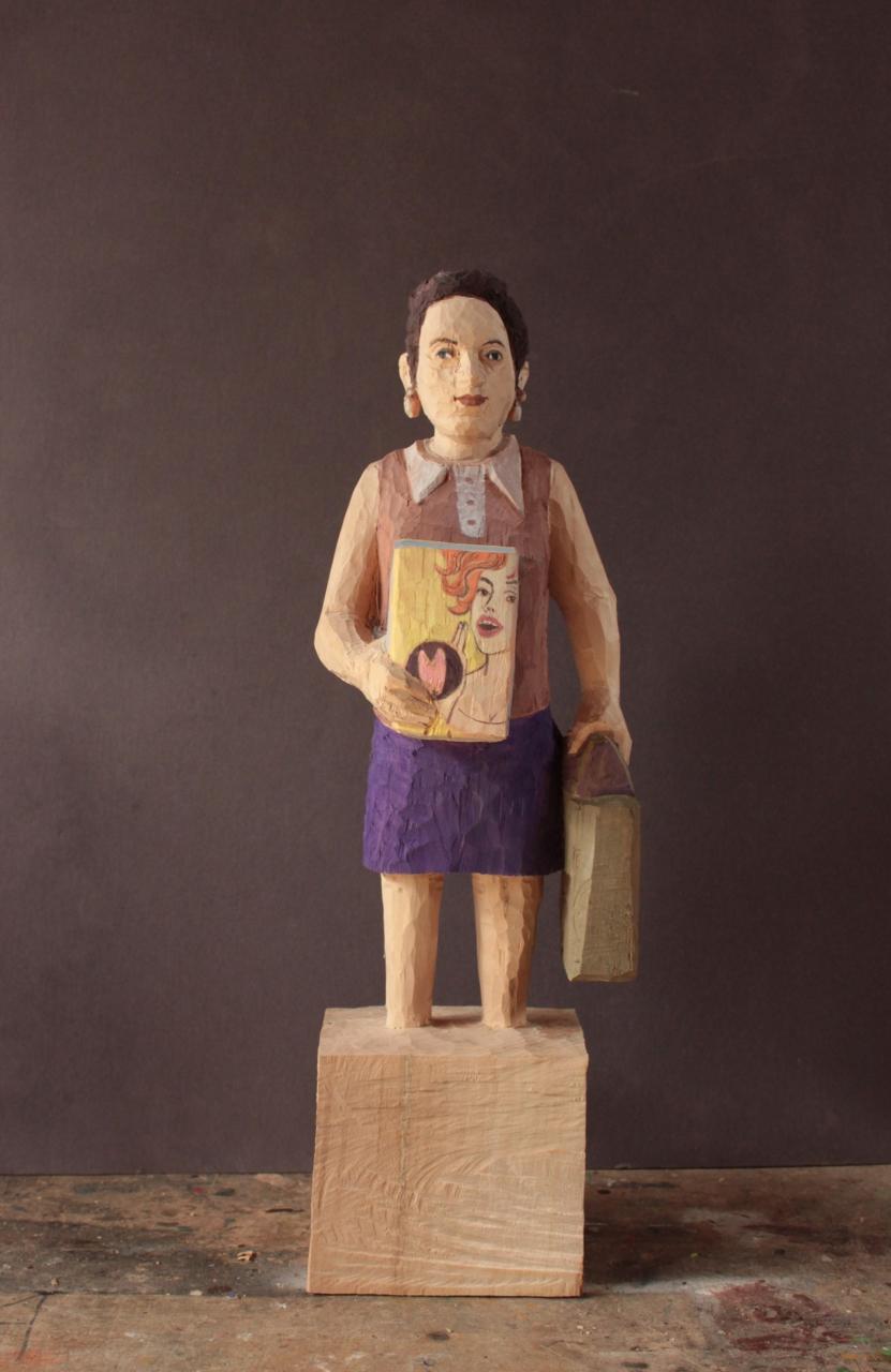 Edekafrau (1419) mit Sex Toy