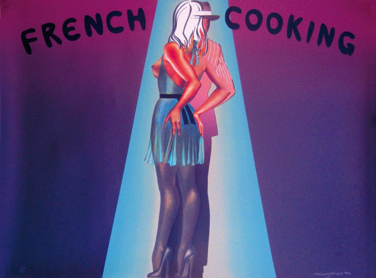 Allen Jones: French Cooking