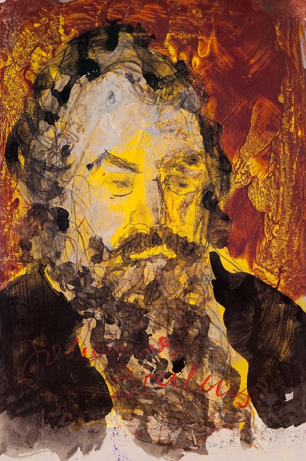 Porträt - Johannes Brahms