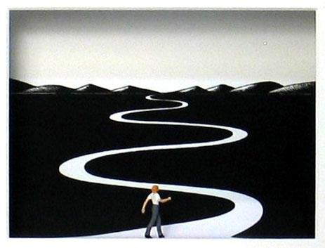 Auf dem richtigen Weg (Mini)