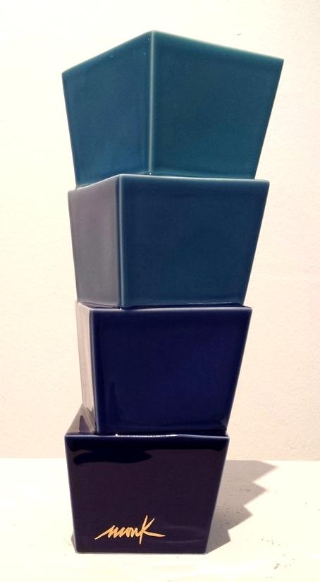 Edition Nr. 1 - Keramik blau