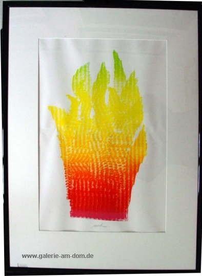 Flammenhand
