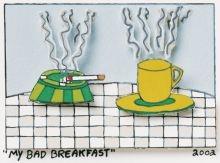 My Bad Breakfast