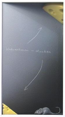 Homage to Joseph Beuys - Zwei Fettecken für Beuys