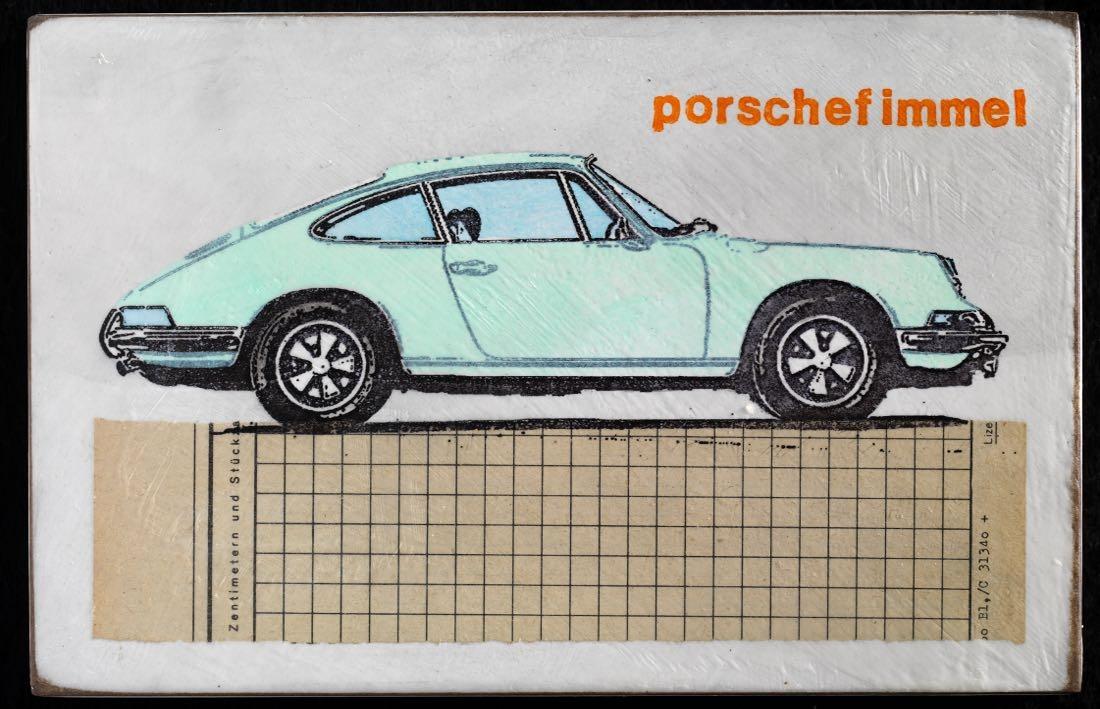 Porschefimmel - Mint