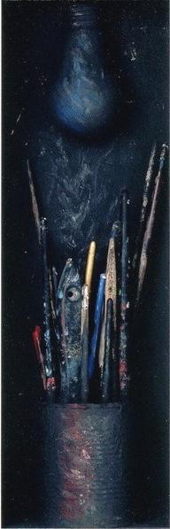Homage to Jasper Johns
