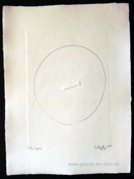 o.T. (Umkreister Nagel) 2005