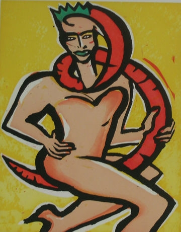 Schlangenkönigin 1996