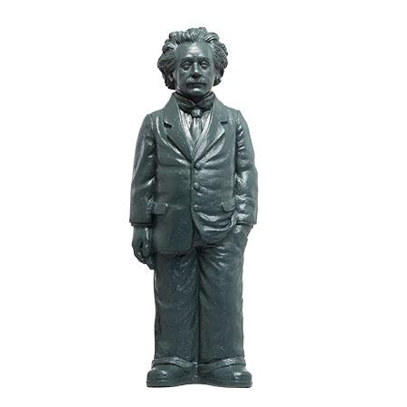 Albert Einstein 2018 - grüngrau